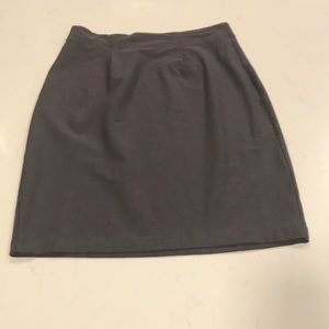 🌷Beautiful grey Eileen Fisher pencil skirt🌷
